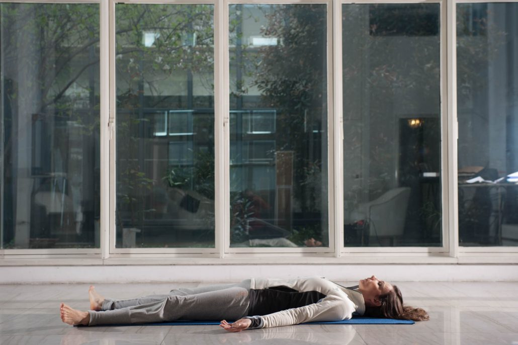 Shavasana - Personal Yoga - Ginevra Anzilotti - Lezioni di Yoga e Pilates